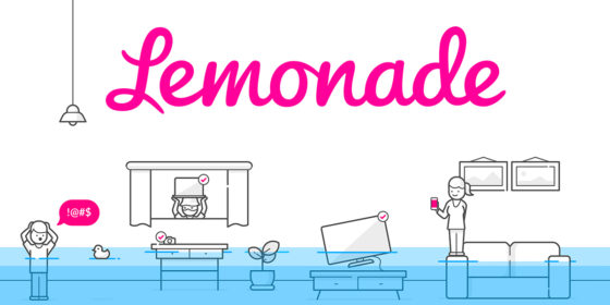 Start-up Lemonade claimt marktaandeel van ruim 25%