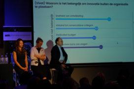 'Vlot innoveren? Doe het buiten je organisatie'