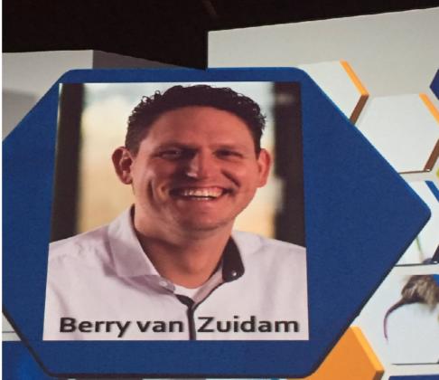 Berry van Zuidam financieel planner van het jaar