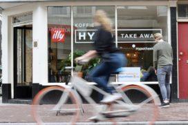 Millennials blijven weg bij koude Hypo TakeAway-koffiebar