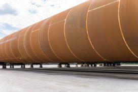 Kredietverzekering voor omstreden gaspijpleiding ter discussie
