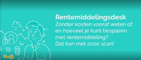 Zorgeloosch-dochter start met online rentemiddelingstool