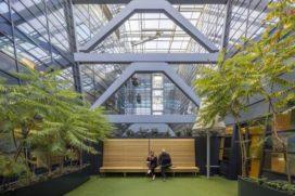 Hoofdkantoor VGZ mooiste werkplek van Nederland