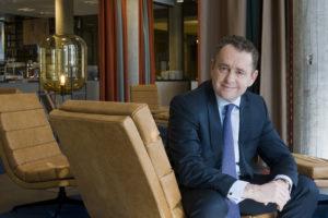 Wim Span vertrekt bij de VNAB