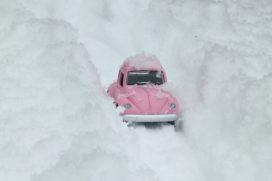 Winters weer: Tot 50% meer verkeersongevallen