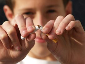 Grote meerderheid ex-rokers vergeet ORV in te lichten