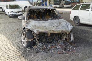 Recordaantal autobranden, Zuid-Holland spant de kroon