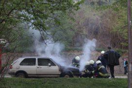 Forse stijging aantal claims autobranden