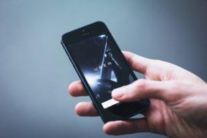 Dekking Amerikaanse Uberchauffeur stopt zodra klant is afgezet