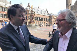 Anti-examenclub vestigt hoop op nieuwe VVD'er in Commissie Financiën