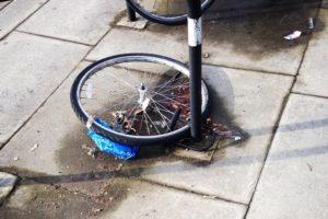 Gestolen fiets met zender al terug vóór diefstalmelding