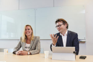 Annemieke Visser-Brons & Robin Buijs (NN): 'We hopen dat individueel pensioen onvermijdelijk blijkt'