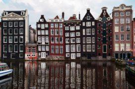 Meer woningen Amsterdam verkocht; prijzen dalen