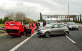 Kwart meer ongelukken op snelwegen