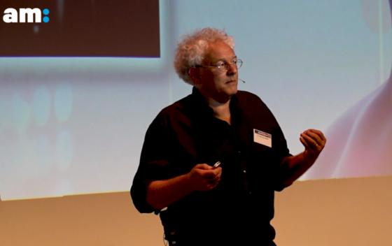 VIDEO. Arjan van Hessen: 'Ga experimenteren met AI en word niet bang'