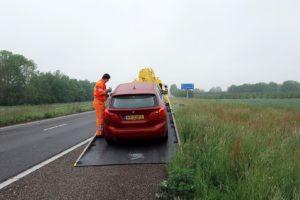 Aanvullende pechhulpdekking laat automobilist nog vaak langs de kant van de weg staan