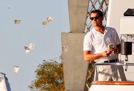 The Wolf of Wall Street deels gefinancierd met geroofd geld