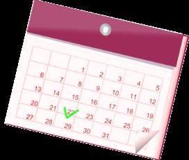 Kifid: 'Maand telt 30 dagen, 9 uur en 36 minuten'