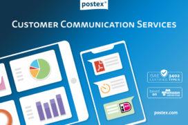 Online platform voor verzending van klantcommunicatie
