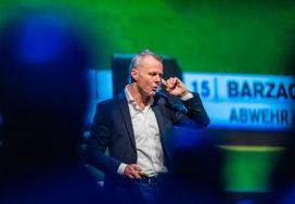 Björn Kuipers sluit am:dag in Rotterdam af: 'Zorg dat je elkaar succes gunt'