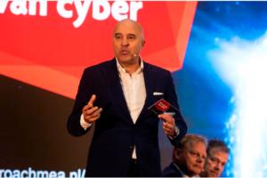 Talkshow: de wereld van cyber