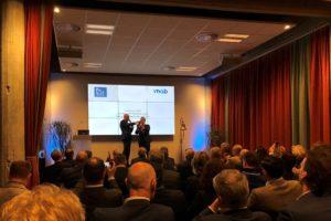 VPV Rotterdam-prijs uitgereikt aan 'Clubhuis van de Verzekeringen'