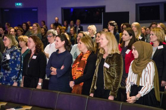 AM: Congres Vrouwen Top 75