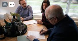 Hoffelijk en FOI introduceren Permanent Actueel voor zakelijk adviseur