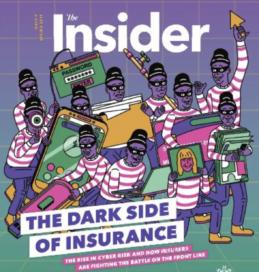 Ierse verzekeraarsclub schokt branche met dubieuze illustratie