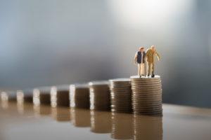 'Goedgevulde pensioenpot geeft vertrouwen hoge hypotheekschuld aan te gaan'