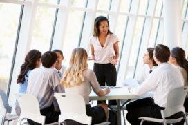 Meer vrouwen in leidinggevende posities