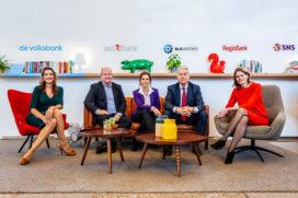CFO Annemiek van Melick verlaat de Volksbank
