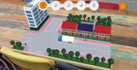 Augmented reality app moet kinderen en volwassenen bijspijkeren over dode hoek