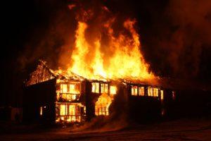 Aantal brandclaims bij verzekeraars met 11 procent afgenomen