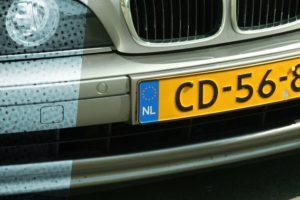 Welke bijzondere kentekens zijn er in Nederland?