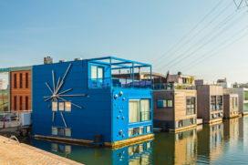 Triodos pleit voor betere financieringsmogelijkheden woonarken