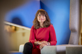 Chantal Vergouw (Interpolis): 'Wij geven klanten liever een hengel dan een vis'