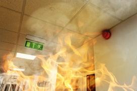 'Seniorencomplexen onveilig bij brand'