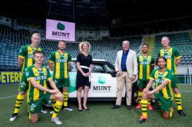 Munt opnieuw sponsor ADO Den Haag