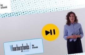 Waarborgfonds wil met interactieve video aantal onterechte claims terugdringen