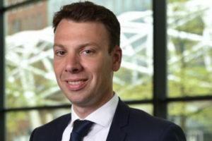 Martijn Scholten directeur Vermogensbeheer bij pensioenuitvoerder MN