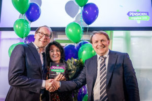 BeFrank wint Pensioenwegwijzer met slimme deelnemersactivatie