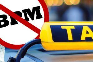 Afschaffing teruggave bpm voor taxibedrijven per 1 januari 2020