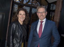 Valentina Visser en Terry Bloemert nieuwe bestuurders NVGA